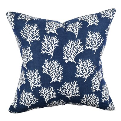 Breedlove Coral Reef Designer Throw Pillow Size: 18 H x 18 W x 6 D