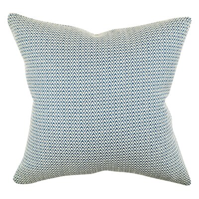 Stoughton Modern Chevron Throw Pillow Size: 18 H x 18 W x 6 D