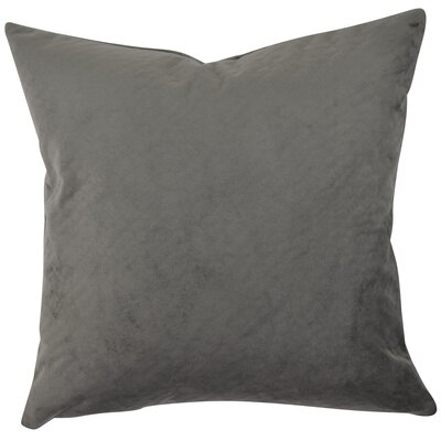 Hector Matelass� Throw Pillow Size: 18 H x 18 W x 6 D