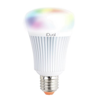 IDual 60W E26 LED Light Bulb