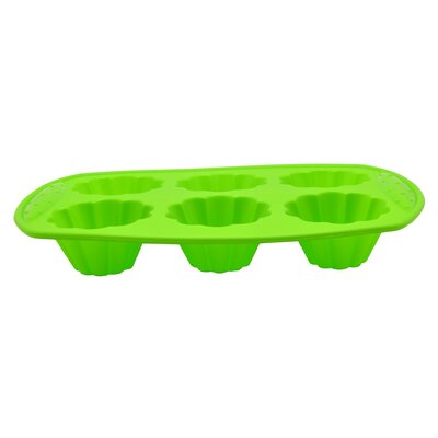 Silicone Cake Pan Color: Green HC049