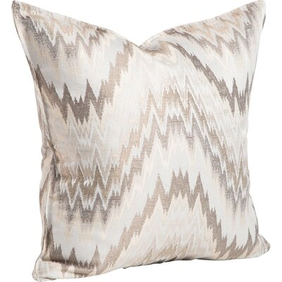 Amenia Throw Pillow Size: 14 x 24, Color: Grey