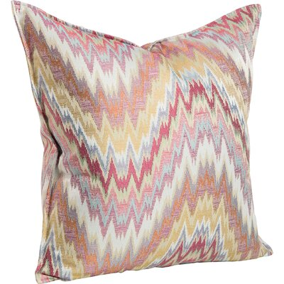 Designer Collections by Sheri Ziggy Throw Pillow Size: 14 x 24, Color: Rasberry