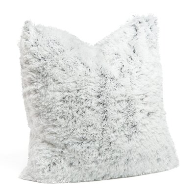 Chateau Throw Pillow Size: 24 x 24, Color: Frost