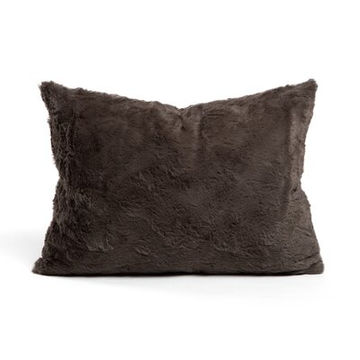 Chateau Lumbar Pillow Color: Mink