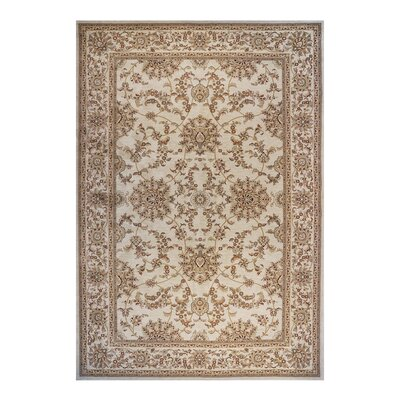 Avenue 33 Majestic Norwich Ivory Area Rug Rug Size: 710 x 10