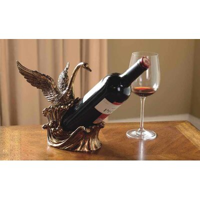 Swan 1 Tabletop Wine Bottle Rack