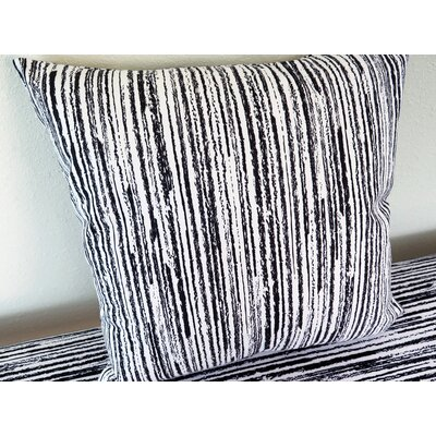 Chalk Throw Pillow Size: 30 H x 30 W x 4 D