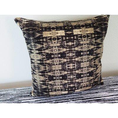 Vintage Monochrome Throw Pillow Size: 30 H x 30 W x 4 D