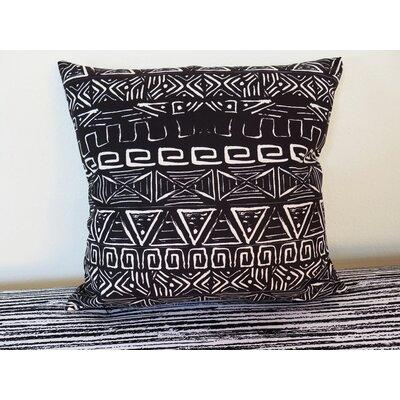 Retro Aztec Throw Pillow Size: 30 H x 30 W x 4 D