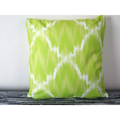 "Colorful Animal Print Throw Pillow Size: 18"" H x 18"" W x 4"" D ColorfulAnimalPrint18x18"