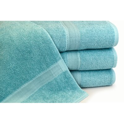 Royal Ascot 4 Piece Bath Towel Set Color: Glacier