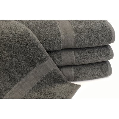 Royal Ascot 4 Piece Bath Towel Set Color: Granite