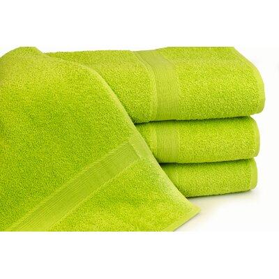 Royal Ascot 4 Piece Bath Towel Set Color: Tendershoots
