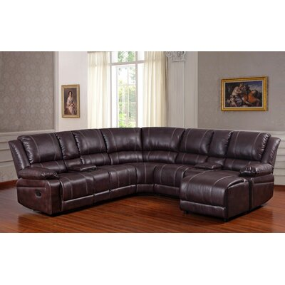 6438-6PC Living In Style Sectionals