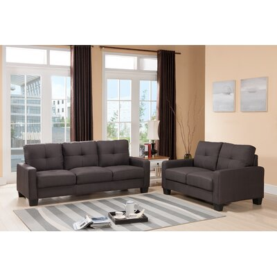 Montgomery 2 Piece Living Room Set