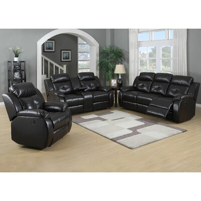 Hampton 3 Piece Living Room Set
