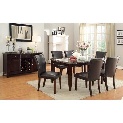 Harvard 7 Piece Dining Set