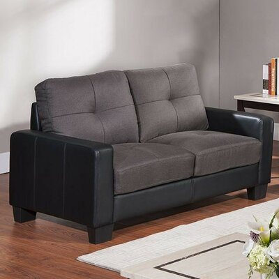 3414-2 BVIN1006 Living In Style Middleton Loveseat