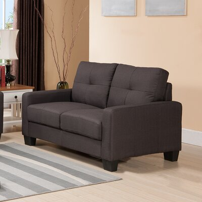 3412-2 BVIN1003 Living In Style Montgomery Loveseat