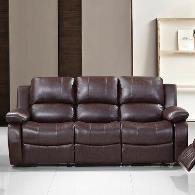 8402-3PC-3 BVIN1036 Living In Style Reno Reclining Sofa