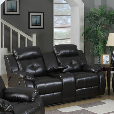 8802-2 BVIN1055 Living In Style Hampton Electric Reclining Loveseat