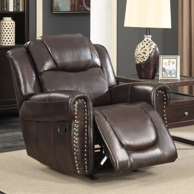 Castrol Leather Recliner