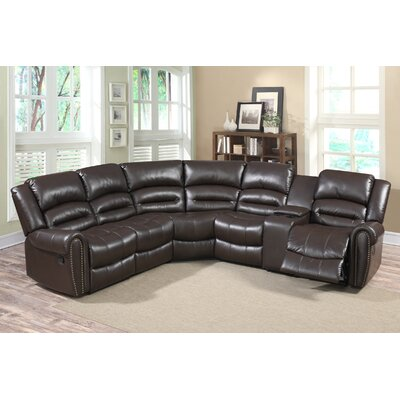 Bingham Reversible Reclining Sectional