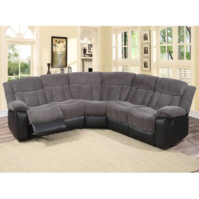 6638-3PC Living In Style Sectionals
