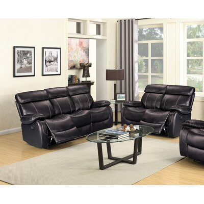 Alvia 2 Piece Living Room Set