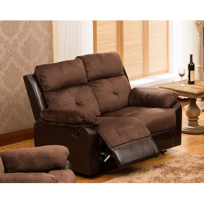 Red Barrel Studio RBRS8651 Tavistock Comfy Reclining Loveseat