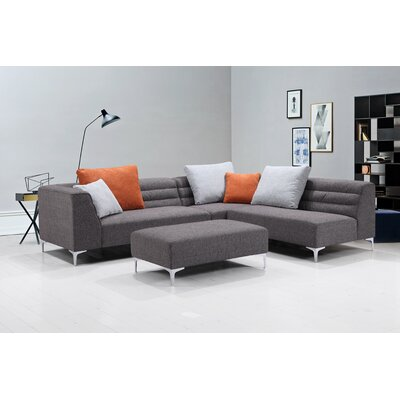 Uyen Versatile Living Room Modular Sectional