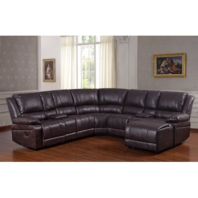 Javed Reclining Sectional