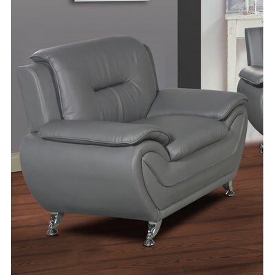 Polston Armchair Upholstery: Gray