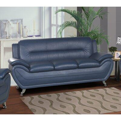 Polston Sofa Upholstery: Blue