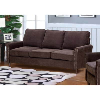 Hayton Fabric Modern Living Room Sofa