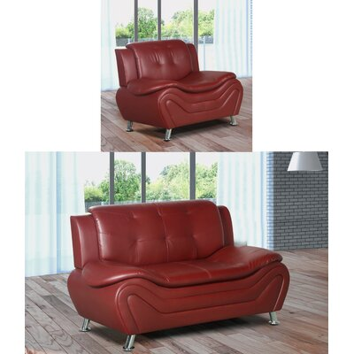 Tolar 2 Piece Living Room Set