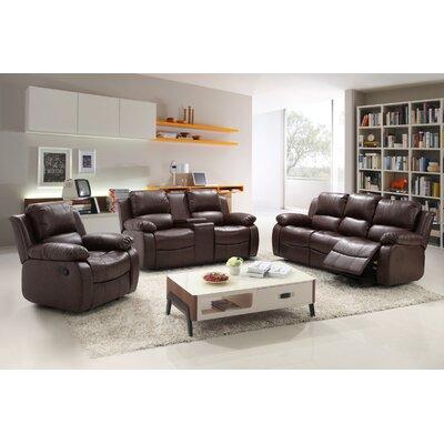 Reno 3 Piece Living Room Set