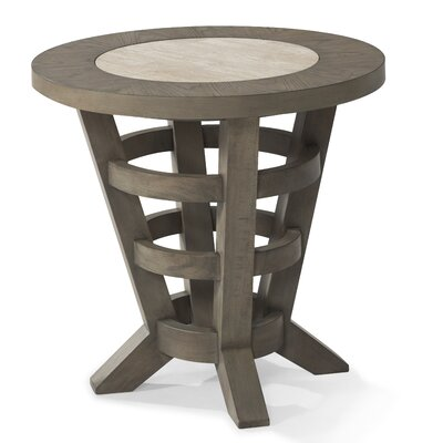 Music City Round End Table