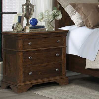Rock Eagle Road 2 Drawer Nightstand