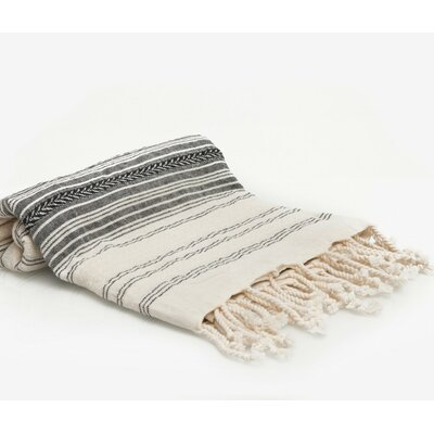 Hand Woven Turkish Peshtemal Fouta Bath Towel