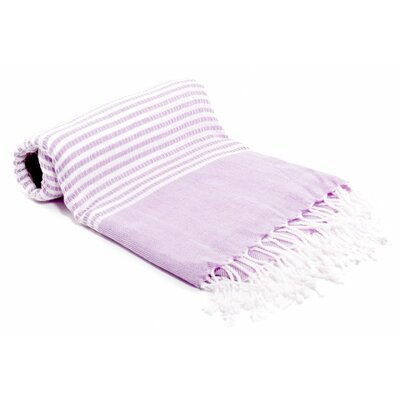Turkish Bath Towel Color: Lilac