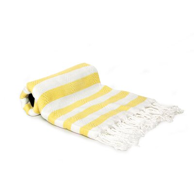 Agatha Beach/Bath Towel Color: Yellow