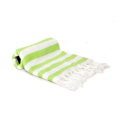 Agatha Beach/Bath Towel Color: Lime Green