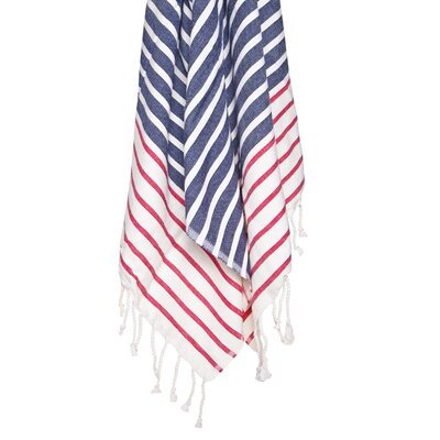 100% Cotton American Peshtemal Fouta Beach Towel