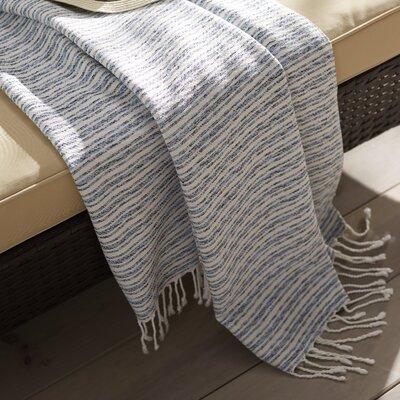 Turkish Bath Towel Color: Blue