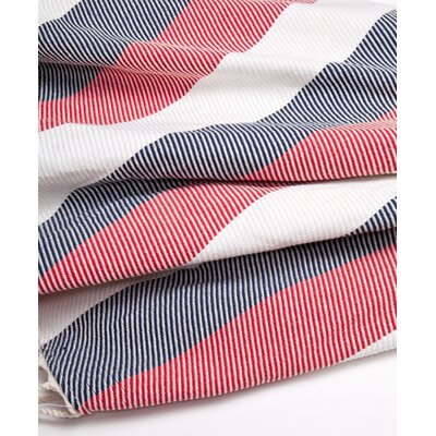 Buldano Nautical Turkish Cotton Beach Towel