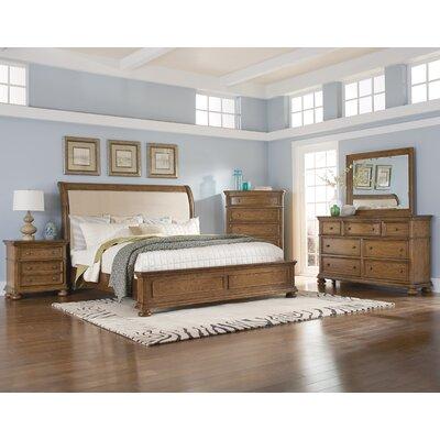 Paxton Platform Customizable Bedroom Set