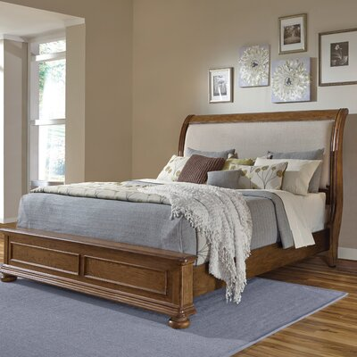 Paxton Upholstered Panel Bed