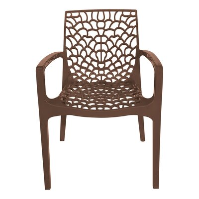 Arm Chair Finish: Teak